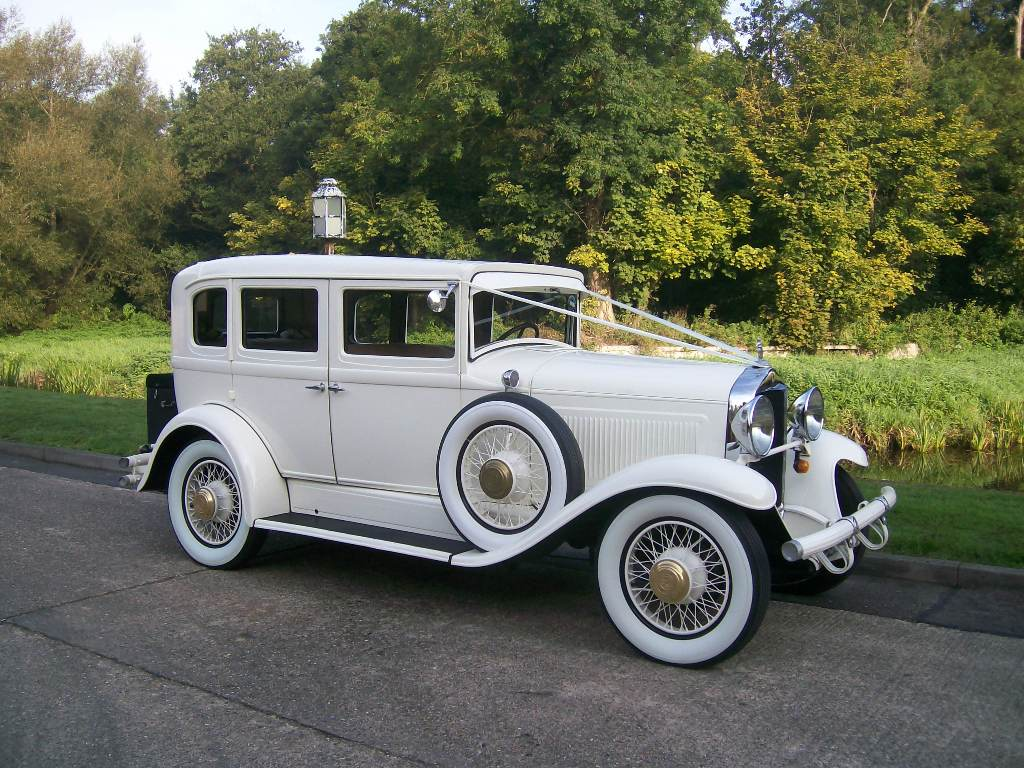 vintage american wedding car 1929 wedding car in